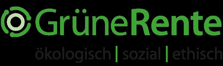 Grüne Rente Logo