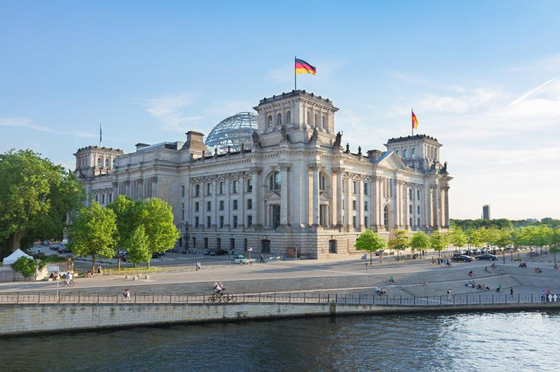 Reichstag Berlin Gesetz